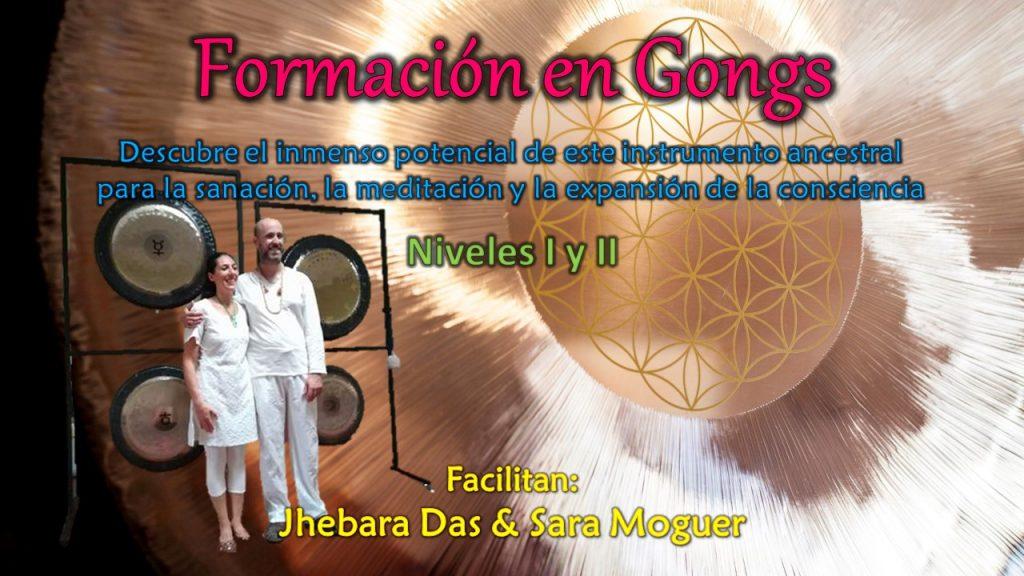 Cartel de la Formación en Gongs