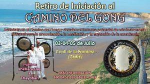 """RETIRO DE VERANO """"INICIACIÓN AL CAMINO DEL GONG"""""""