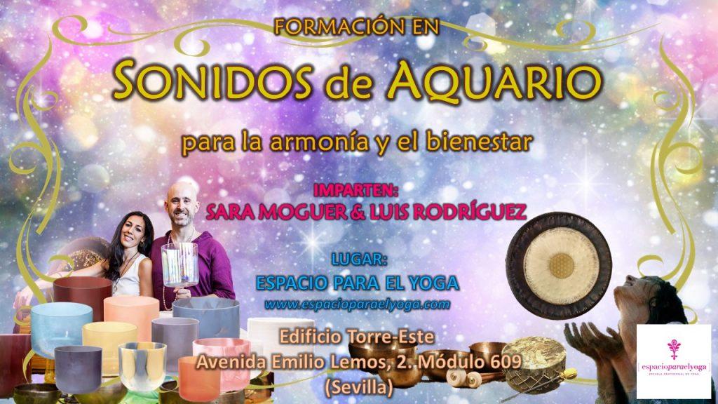 Imagen promocional de la Formación Completa en Sonidos de Aquario