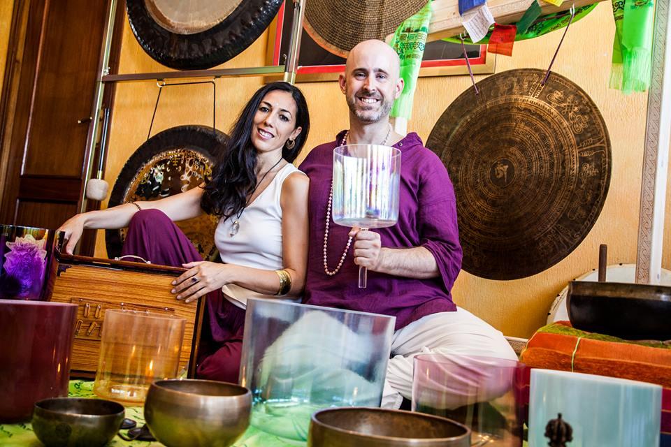 Jhebara Das y Sara Moguer
