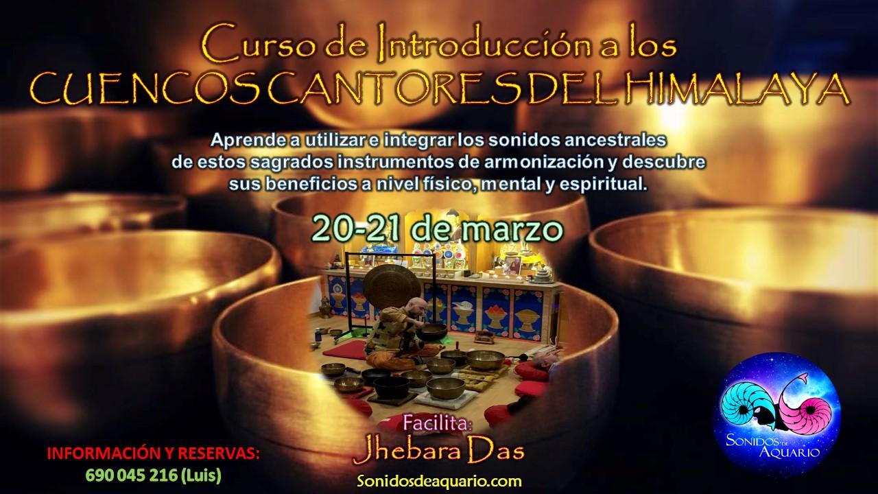 Curso de Introducción a los Cuencos Tibetanos