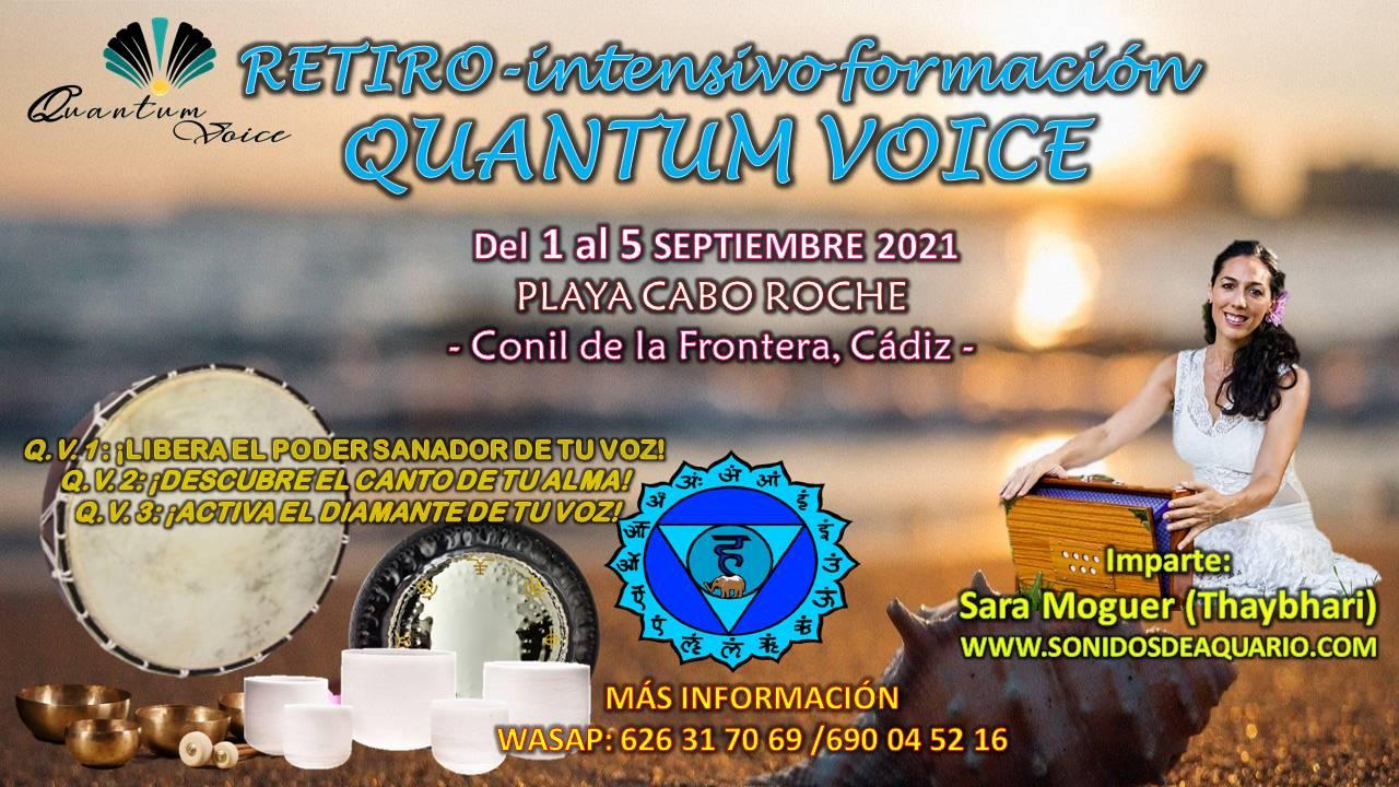 Formación Intensiva Quantum Voice