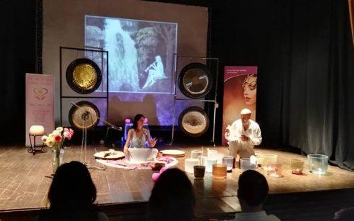 Concierto de Ángeles de Lemuria en Congreso de Ayamonte-2018-