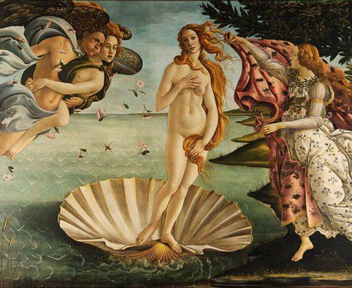 Goddess-Aphrodite