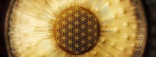 Gong Flor de la Vida